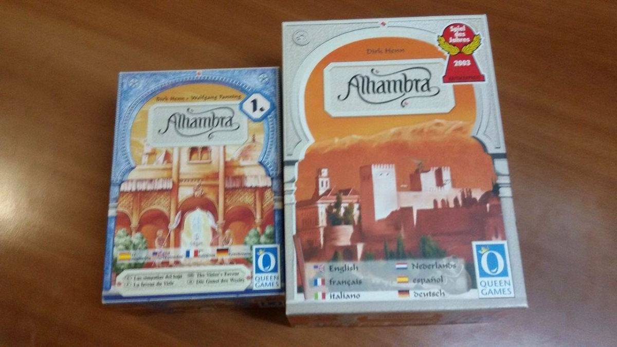 Arabian vibes with Alhambra (Review) G.O.L.T.