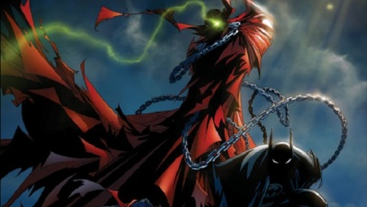 Spawn & Batman