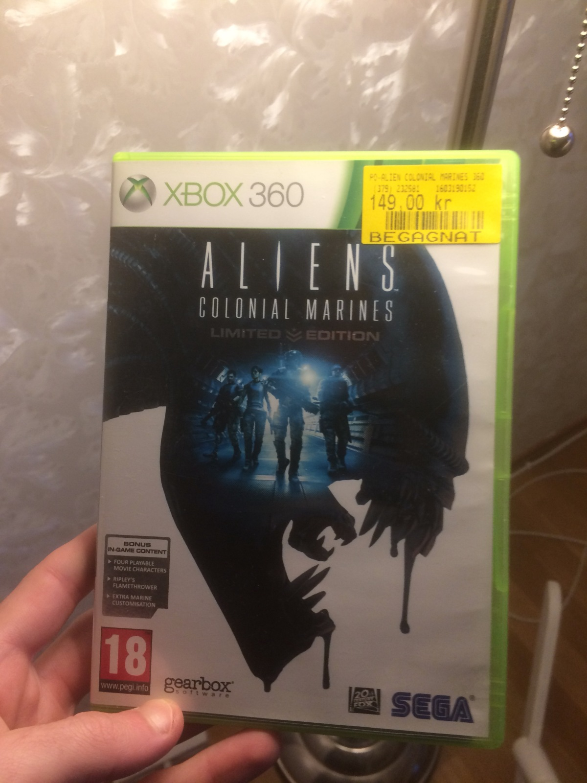 Aliens : Colonial Marines ( Xbox 360  Game Review ) * Couch COOP Gaming *