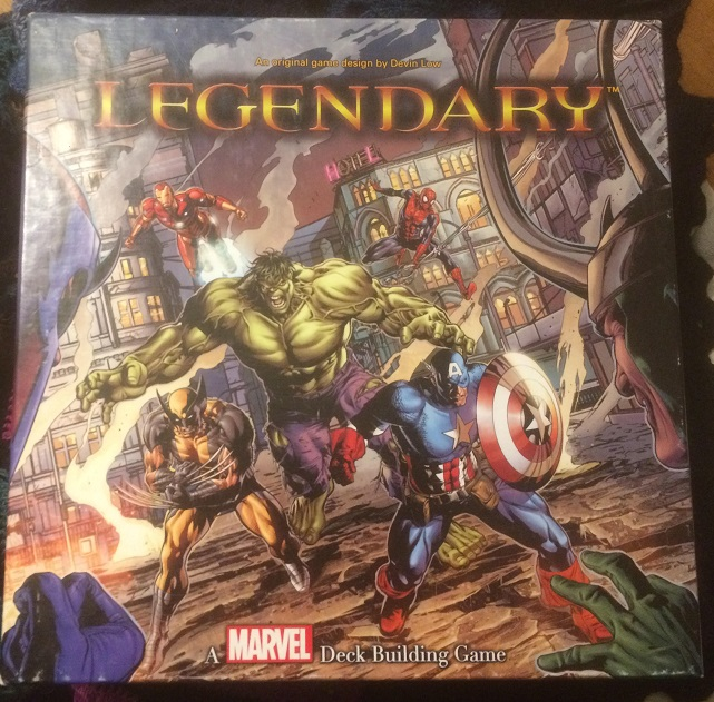 Marvel : Legendary Board Game Review – A coop deck builder for the newbs but does it deliver ?