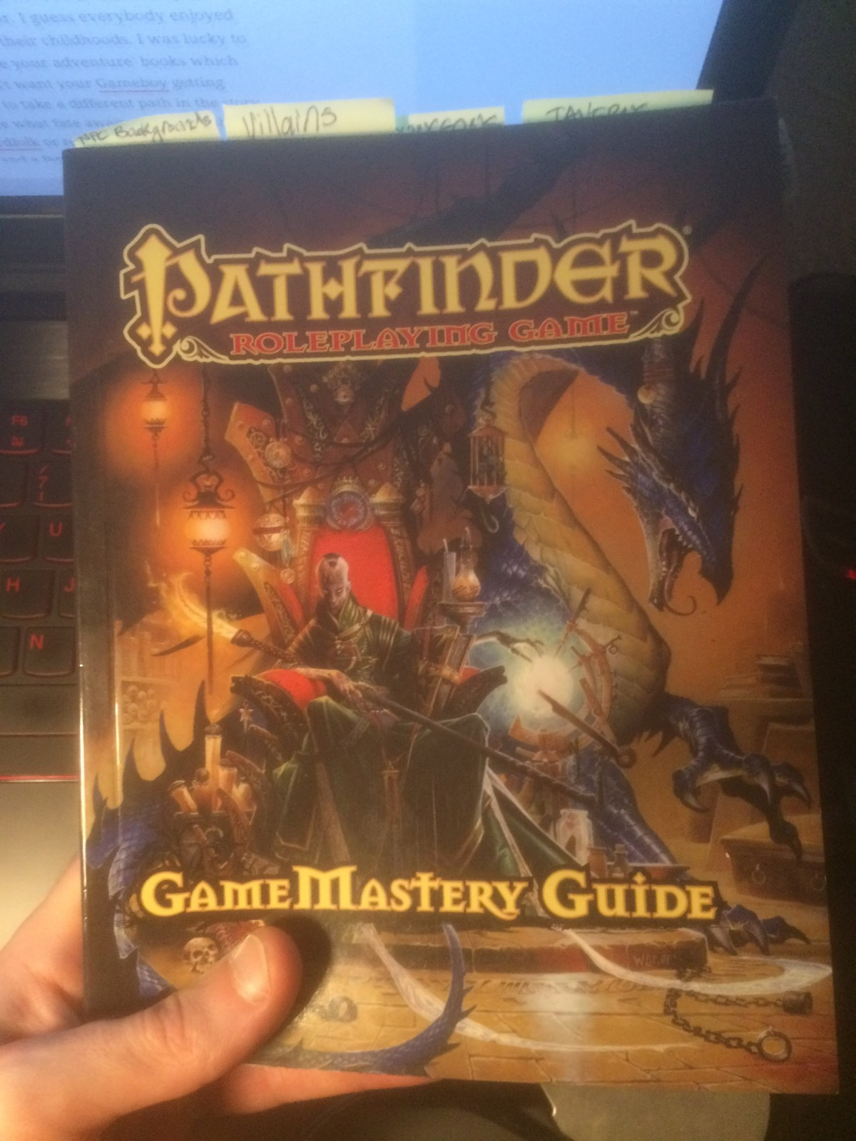 Pathfinder: Game Mastery Guide (Pocket Edition) Review (TabletopRPG)
