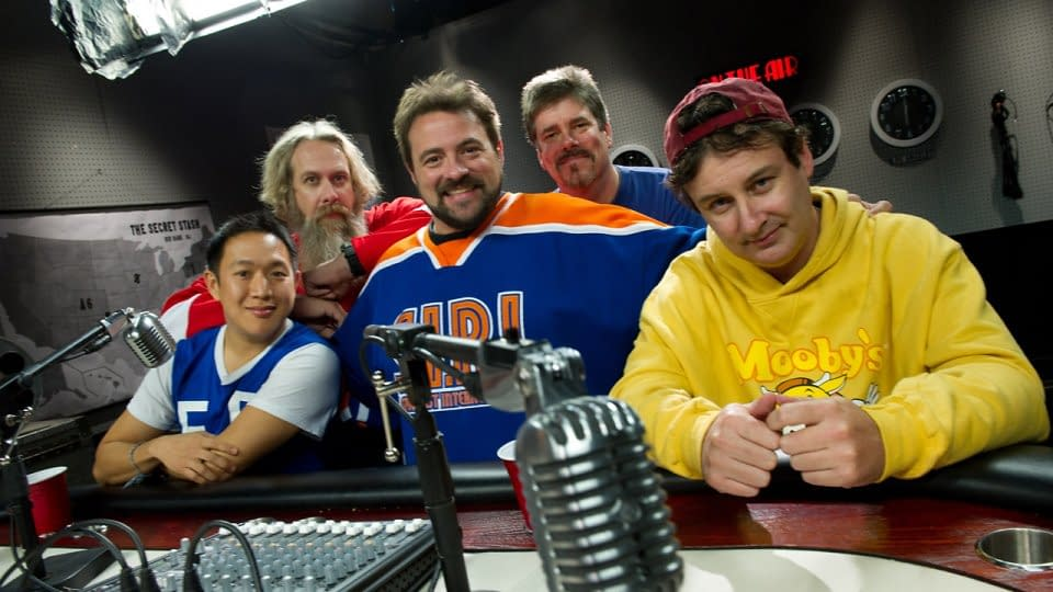 Comic Book Men (TV Series)- Recommendation & Review