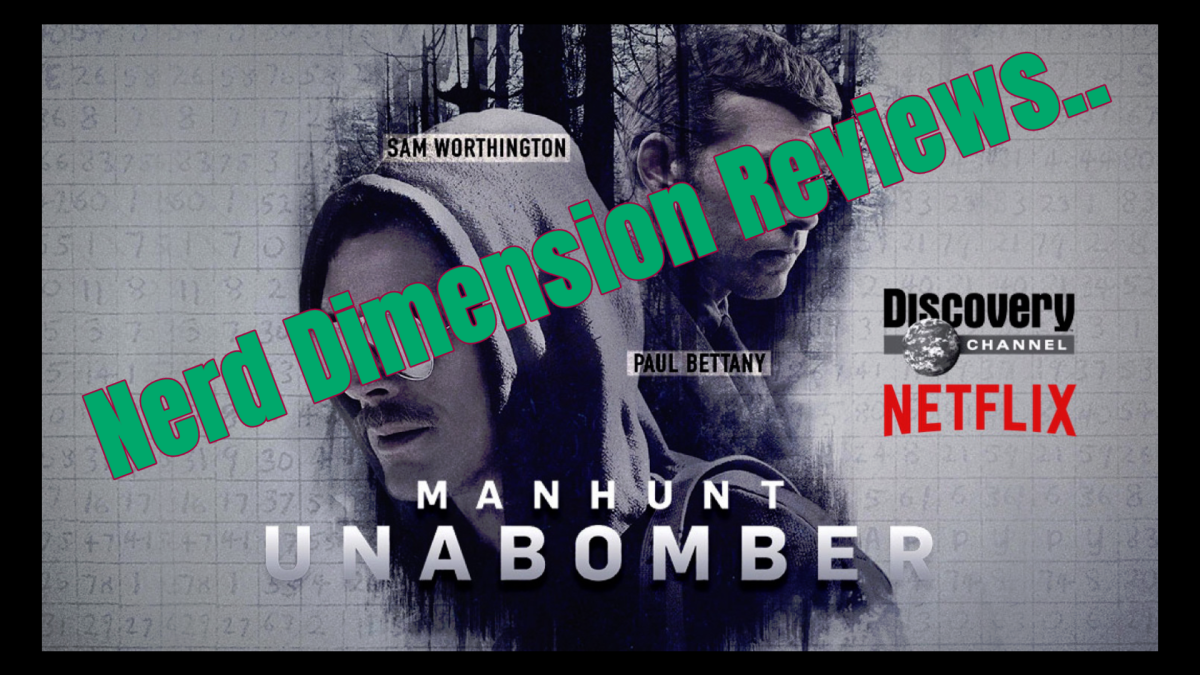 MANHUNT:UNABOMBER… Very Good But Could've Been Great