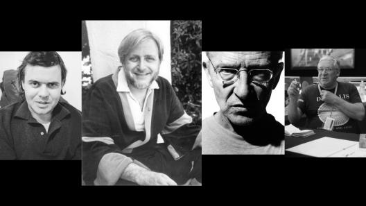 Giger, O'Bannon, Moebius & Foss