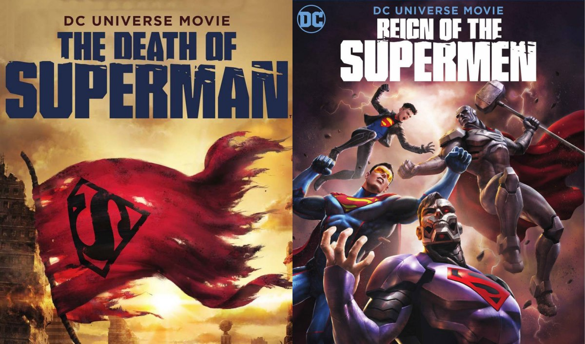The Death of Superman and the Reign of Supermen – Lightning did not strike twice !