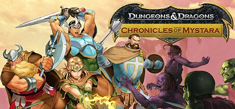 Dungeons & Dragons : Shadows Over Mystarra – Coop Arcade fun for 4 (Xbox, PC)